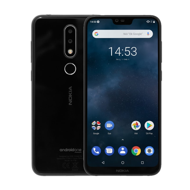 Nokia 6.1 Plus (2018) (4GB|64GB)
