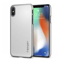 Ốp lưng iPhone X / iPhone 10 Spigen Thin Fit